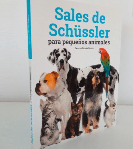 Libro Sales de Schüssler para pequeños animales