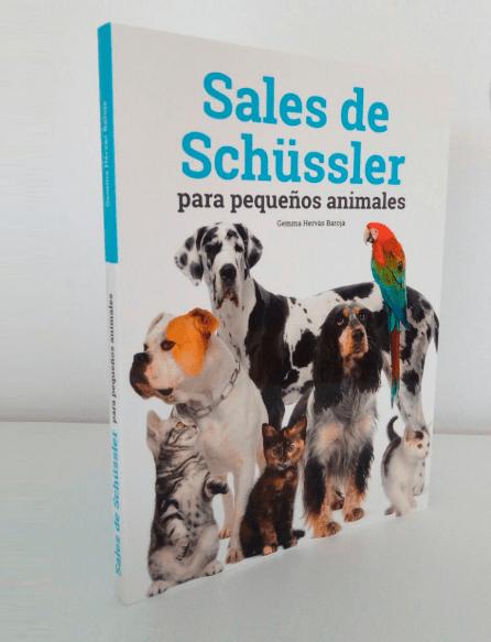 Sales de schüssler para pequeños animales libro gemma hervas